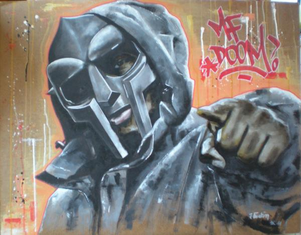 MF Doom by pErsOo